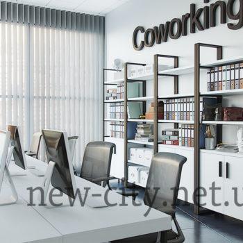 Мебель офисная, коворкинг